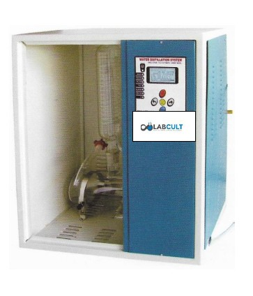 Water Distillation Unit Cabinet Model