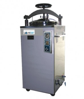 Deluxe Vertical Autoclave