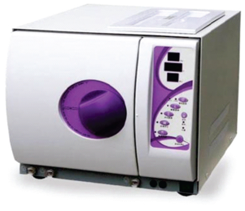 Table Top Horizontal Autoclave